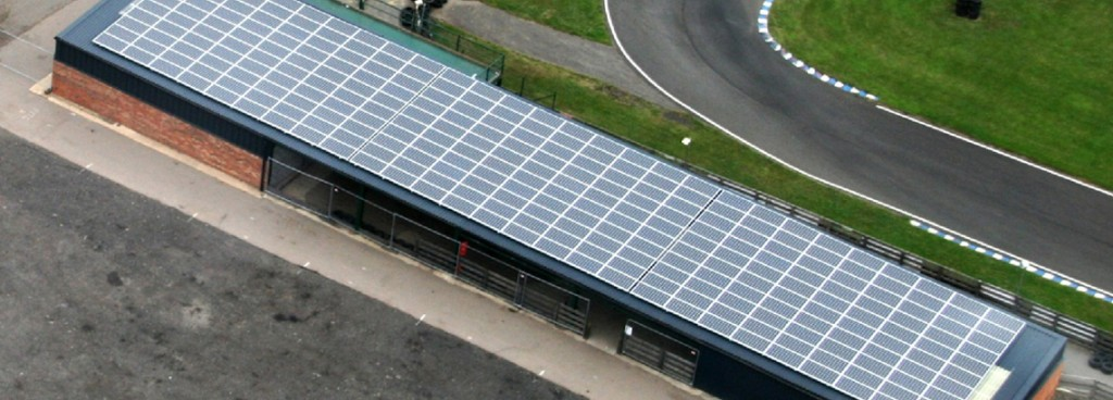 Solar PV for commercial roofs