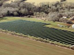 Milcombe solar farm